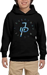 Youth Customized Hoodie Jake Paul It's Every Day Youth Sweater