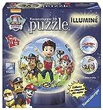 Ravensburger - 11787 - Puzzle - 3D Pat 'Patrouille - Lumineux - 72 Pièces