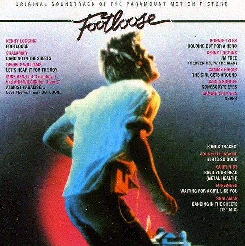 إصدار Footloose (الطبعة الخامسة عشرة لجمع التبرعات)