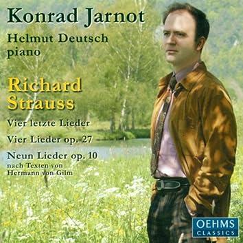 Strauss, R.: Vocal Music