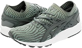 Asics Womens Gel-Kayano Trainer Knit Fabric Low Top Lace Up Running Sneaker
