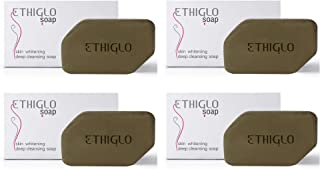 Ethiglo Skin Whitening Soap (Pack Of 4)