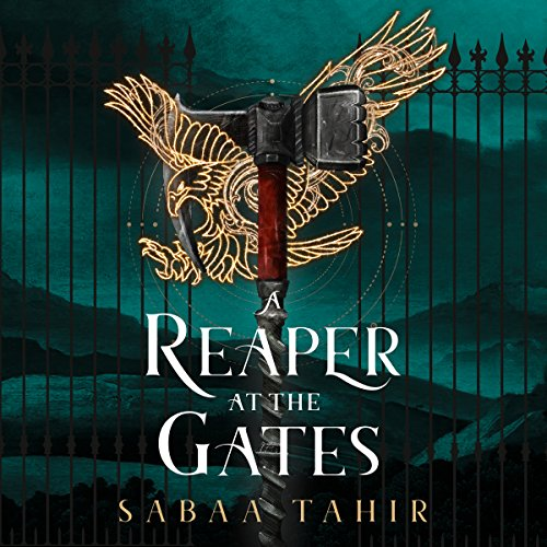 A Reaper at the Gates      Ember Quartet, Book 3              By:                                                                                                                                 Sabaa Tahir                               Narrated by:                                                                                                                                 Samantha Sunderland,                                                                                        Aysha Kala,                                                                                        Jack Farrar,                   and others                 Length: 14 hrs and 37 mins     49 ratings     Overall 4.5