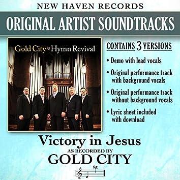 Victory in Jesus (Performance Tracks)