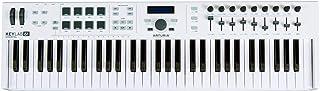 Arturia Keylab Essential 61   61 tuşlu USB MIDI Kontroller Keyboard, Beyaz
