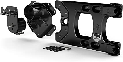 Teraflex 4838150 JK/JKU Alpha Hinged Carrier & Alpha HD Adjustable Spare Tire Mounting Kit-Complete