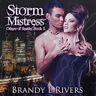 Storm Mistress audiobook cover art