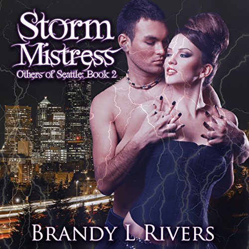 Storm Mistress audiobook cover art