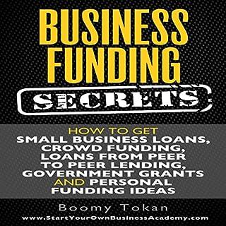 Business Funding Secrets cover art