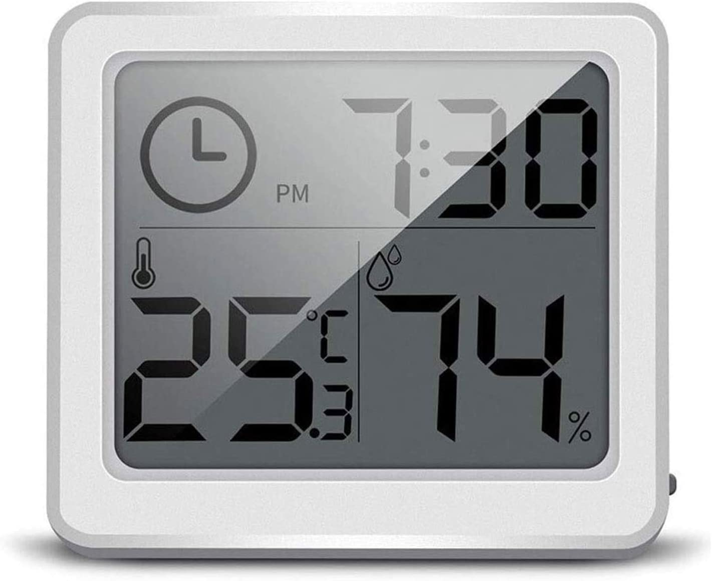 KDLYQ Indoor Rapid rise Room Thermometer Hygrometer Humidity New life Digital Meter