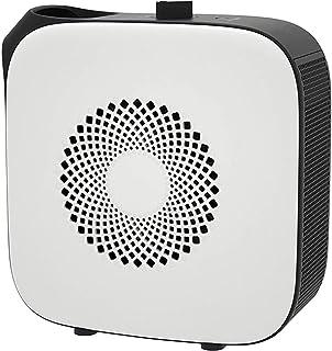 WSYK Calefactor De Aire Caliente Portatil, Calentador Portátil con Calentamiento Rápido, Ahorro De Energía para Oficina Y Uso Doméstico