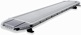 Aviator Emergency 3 watt TIR LED Light Bar 55 in Tow Truck light bar STOP & TURN FUNCTION (Amber/White)