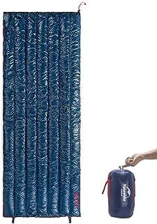 Naturehike 1人用 高級CW280封筒ダウン寝袋 570g/790g 超軽量 封筒型 オールシーズン 防水 シュラフ キャンプ 登山 防災 災害 車中泊 2つ寝袋連結可能