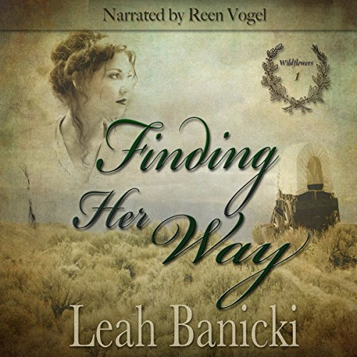 Finding Her Way audiobook cover art