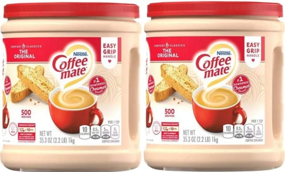 Coffee Mate 30302 The Original oz. Save half money P Creamer Powder 35.3