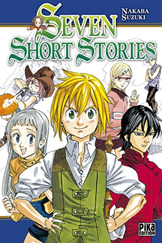 Seven Short Stories : Seven Deadly Sins