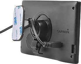 GPS Mount, Stick-On Dashboard Car Mounts For Garmin Nuvi 3.5-5 Inch GPS, Satnav Dash Holder
