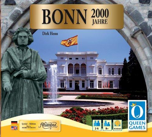 Queen Games 6100 - Alhambra Edition Bonn