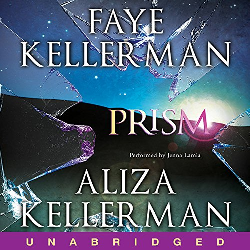 Prism audiobook cover art
