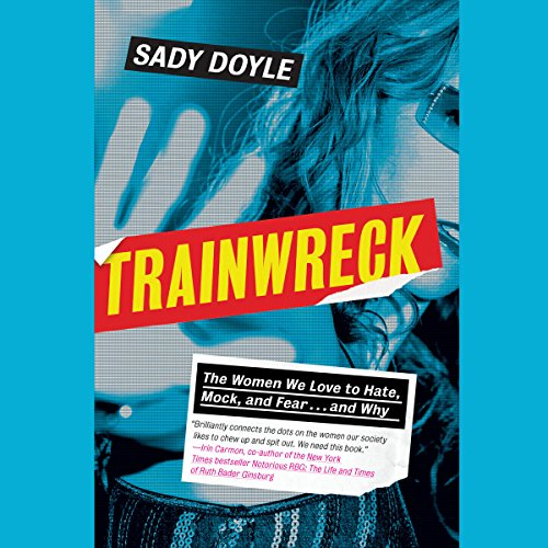 Trainwreck audiobook cover art