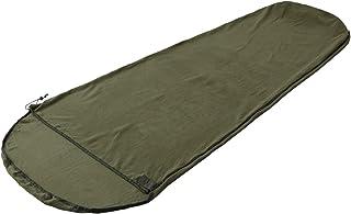 Snugpak(スナグパック) フリースライナー 寝袋 インナー シュラフ 防寒 洗える コンパクト アウトドア キャンプ (日本正規品) オリーブ