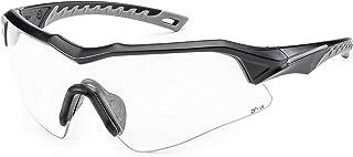 جامد. عکسبرداری از عینک با حفاظت ضربه بالستیک | عینک ایمنی با لنزهای ضد مه ، خراش و محافظ UV