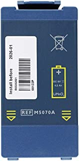 Defibrillation Monitor Battery M5070A for HEARTSTART Philips 9V Battery
