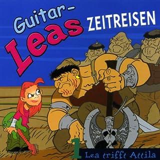 Lea trifft Attila     Guitar-Leas Zeitreisen, Teil 1              Autor:                                                                                                                                 Step Laube                               Sprecher:                                                                                                                                 Anna Laube,                                                                                        Christian Brückner,                                                                                        Anna Dramski                      Spieldauer: 49 Min.     6 Bewertungen     Gesamt 4,7