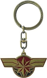 /Captain America Comics Caoutchouc Porte-cl/és/ empireposter Marvel/ /Dimensions: env 5/cm
