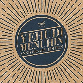 Yehudi Menuhin. Anniversary Edition (Live)