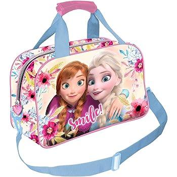 Frozen Die Eiskönigin Kinder Sporttasche Sport Tasche Reisetasche Tragetasche