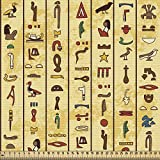 ABAKUHAUS ägyptisch Gewebe als Meterware, Bunter