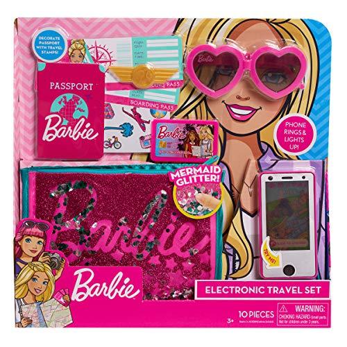 barbie mattel viajera fabricante Barbie