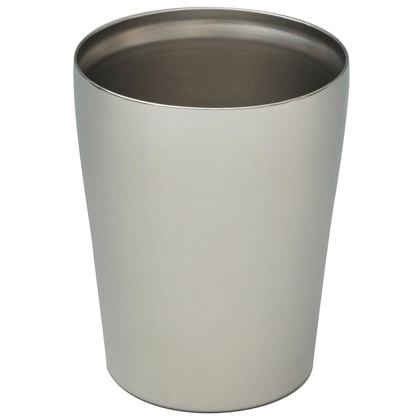 キー廃止するオピエート山善(YAMAZEN) 保冷温マジックグラス マット仕上げ 真空グラス ITD-250(MT)