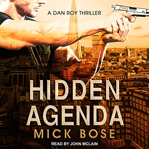 Hidden Agenda: A Dan Roy Thriller Titelbild