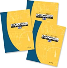 Saxon Math 5/4 Homeschool: Complete Kit 3rd Edition