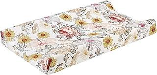 Funda De Cambiador Rizo 50X70Cm Color Rosa Suave Paquete De 2 Jollein 2550-503-00088