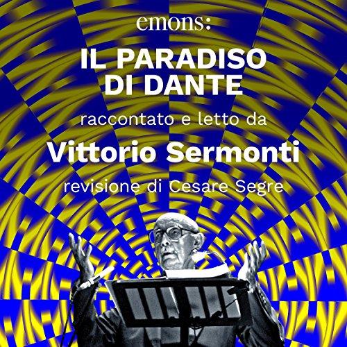 Il Paradiso di Dante copertina
