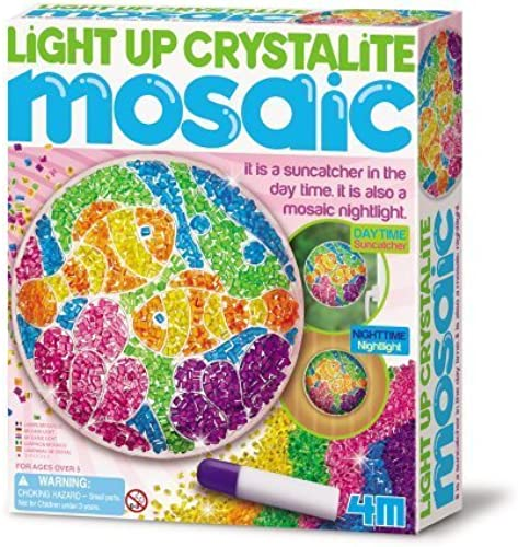 Light Up Crystalite Mosaic by 4M