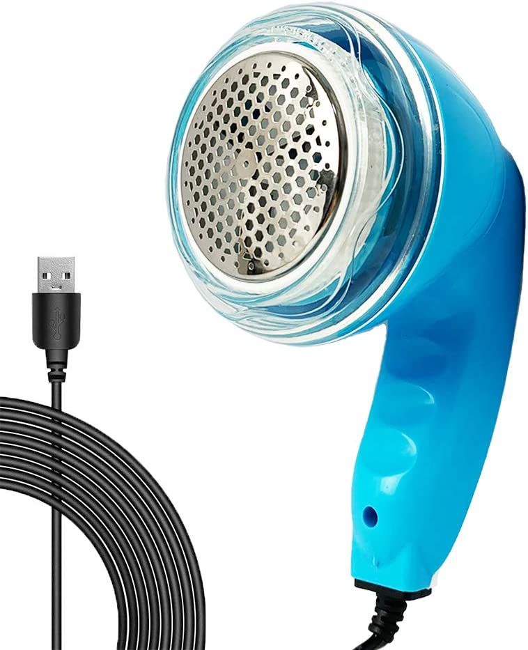 OFFicial store Thinvik Electric Fabric Shaver USB Corded Lint ...