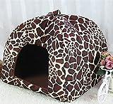 Topdo - Cage confortable pour animaux domestiques - Cage pour chiens, chats,...