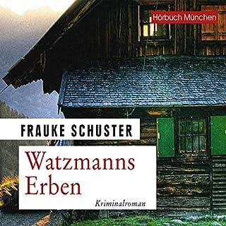 Watzmanns Erben Titelbild