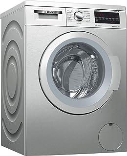 comprar comparacion Bosch Lavadora WUQ2448XES 8KG 1200 INOX A+++q, 58 litros, 74 Decibelios, Acero inoxidable