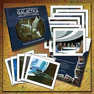 Battlestar Galactica 35th Anniversary Portfolio - Ralph McQuarrie