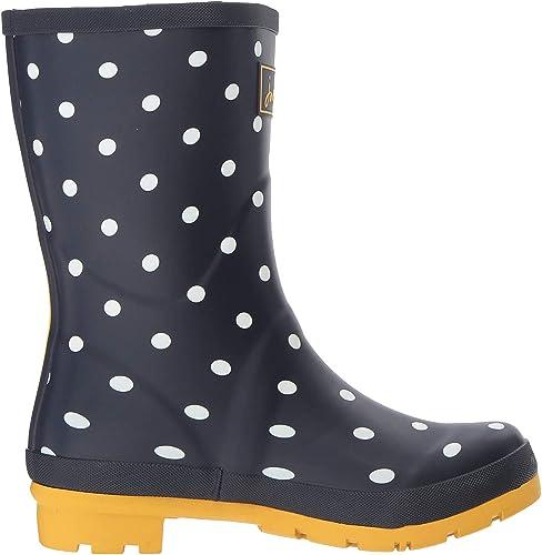 Joules Stivali alti neri Stivali di gomma Donne, compara i
