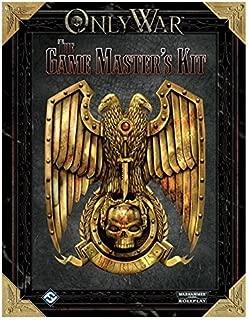 Only War: Game Master's Kit (Warhammer 40,000 RPG Roleplay 40K 30K Games Workshop Forgeworld) OOP