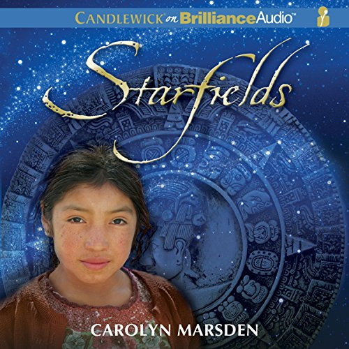 Starfields audiobook cover art