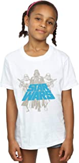 Star Wars Girls Vintage Empire T-Shirt