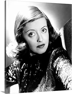 GREATBIGCANVAS Gallery-Wrapped Canvas Bette Davis, ca. 1946 by 36