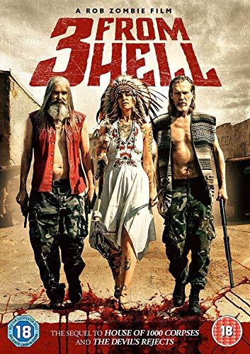 3 From Hell [Edizione: Regno Unito]